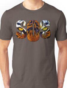 SOS - Tiger Unisex T-Shirt