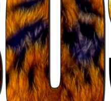 SOS - Tiger Sticker