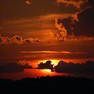 Sunset at Bonaparte by zachdier