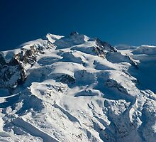 Monte Rosa  by peterwey