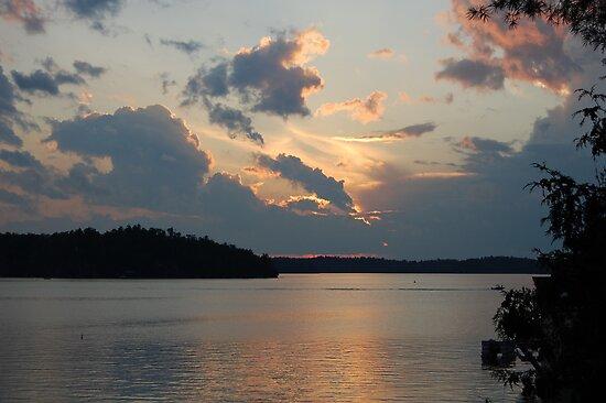 Sunset II by zachdier