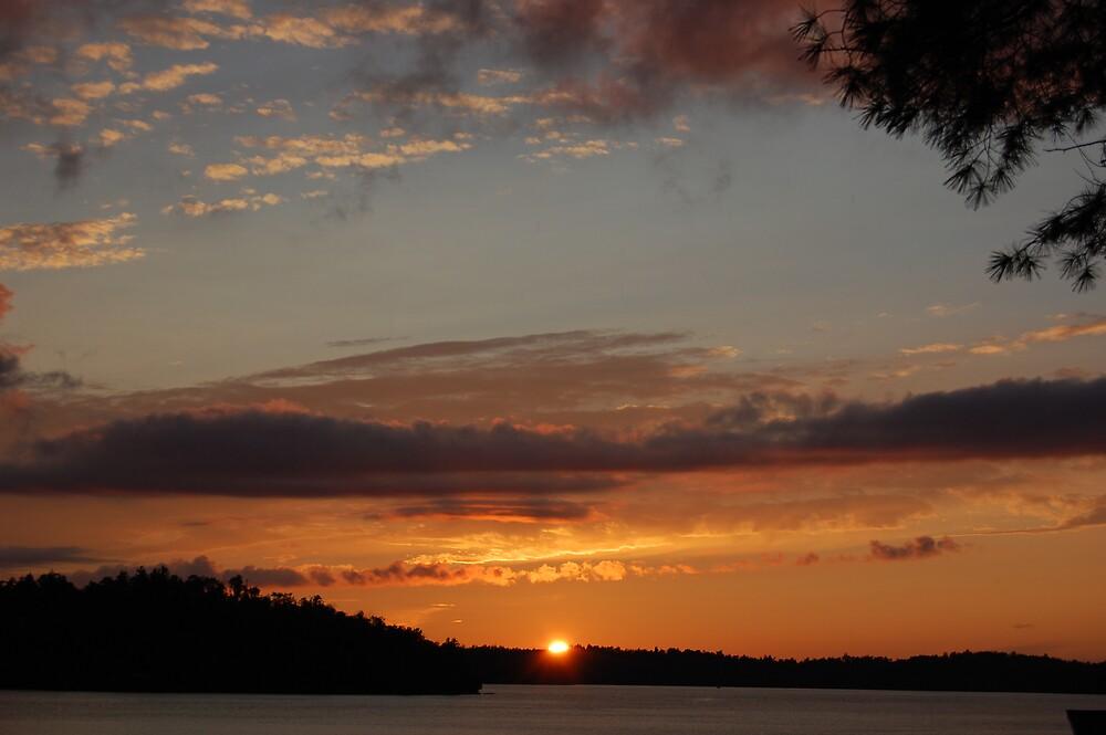 Sunset III by zachdier