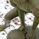 Bronze children by zachdier