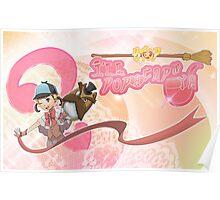 Persona 4- Nanako:Stop or I'll Pop A Cap n Ya Poster