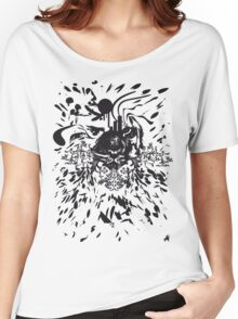 Human-tiger Women's Relaxed Fit T-Shirt