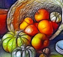 Bountiful Blessings by suzannem73