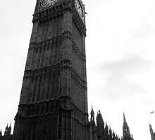 Big Ben Clock Tower by vkotis