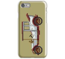 The king classic car iPhone Case/Skin