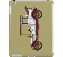 The king classic car iPad Case/Skin