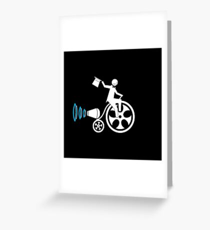 They See Me Rollen Greeting Card