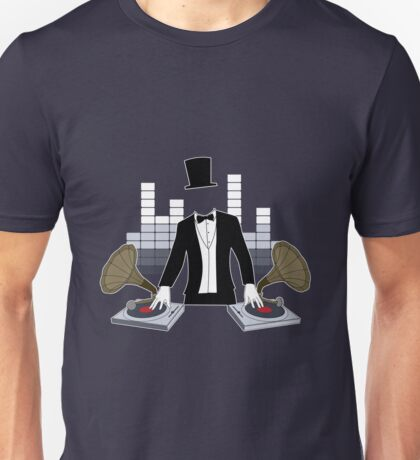 DJ Gramophone Unisex T-Shirt