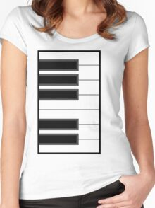One Octave Women's Fitted Scoop T-Shirt