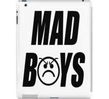 Mad Boys Logo 6 iPad Case/Skin