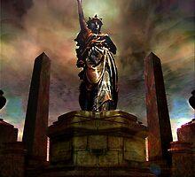 Lady Liberty  by Calgacus