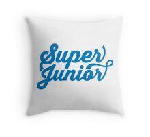 Super Junior Throw Pillow