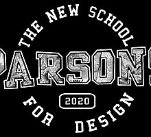 Parsons - the new school for design by mikkimccann