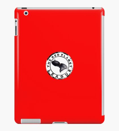 The Red Planet League iPad Case/Skin