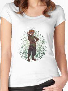Roliana NPC - Franz Women's Fitted Scoop T-Shirt