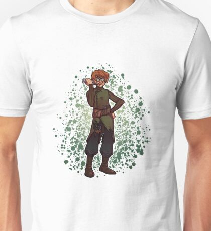 Roliana NPC - Franz Unisex T-Shirt