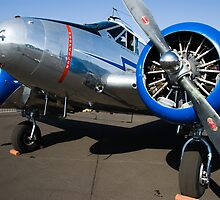 Beech 18 by HoltPhotography