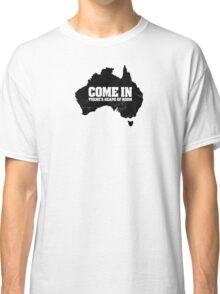 F@#k off, bogans. Classic T-Shirt