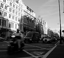 Green Park Traffic by vkotis
