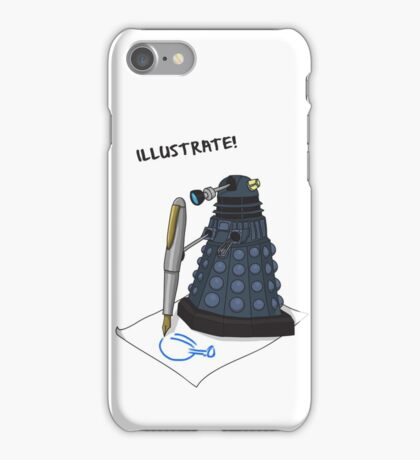 Dalek Hobbies | Dr Who iPhone Case/Skin