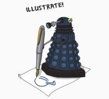 Dalek Hobbies   Dr Who T-Shirt