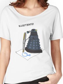 Dalek Hobbies | Dr Who Women's Relaxed Fit T-Shirt