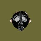 Gas-Boy Scratched by Kitsune Arts