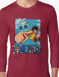 One Piece - Luffy Long Sleeve T-Shirt