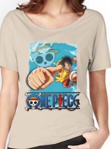 One Piece - Luffy Women's Relaxed Fit T-Shirt