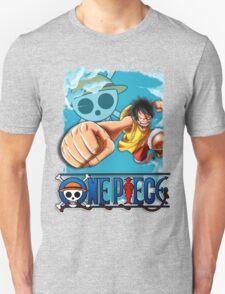 One Piece - Luffy Unisex T-Shirt