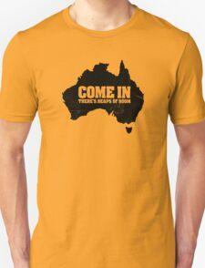 F@#k off, bogans /alternate Unisex T-Shirt