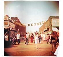 Shoot the Freak Poster