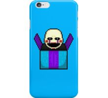 Five Nights at Freddy's 2 - Pixel art - The Puppet in the box iPhone Case/Skin