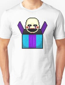 Five Nights at Freddy's 2 - Pixel art - The Puppet in the box Unisex T-Shirt