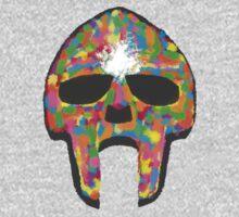 Metal face by SupahMadVillain