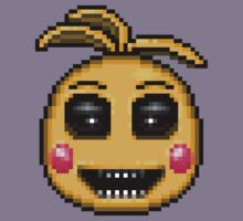 Five Nights at Freddy's 2 - Pixel art - Evil Toy Chica  Kids Tee