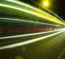 A Passing Bus by Dan Watkiss