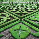Green garden by Arie Koene