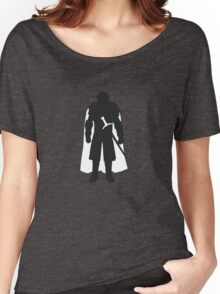 Robb Stark - Game of Thrones Silhouette  Women's Relaxed Fit T-Shirt