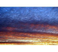 Colorful Sky Photographic Print