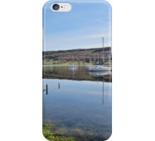 Coniston Boats - Lake District iPhone Case/Skin