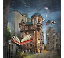 """Writers' Museum"" Photographic Print"