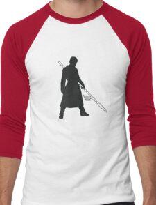 Prince Oberyn - Game of Thrones Silhouette Men's Baseball ¾ T-Shirt