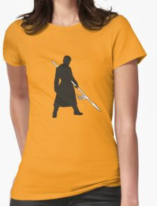 Prince Oberyn - Game of Thrones Silhouette Womens Fitted T-Shirt