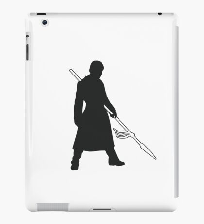 Prince Oberyn - Game of Thrones Silhouette iPad Case/Skin