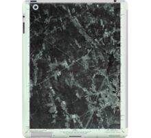 Maine USGS Historical Map Pittsfield SW 807037 1975 24000 iPad Case/Skin