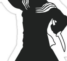 Khal Drogo - Game of Thrones Silhouette Sticker